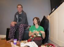 Corey and Kate