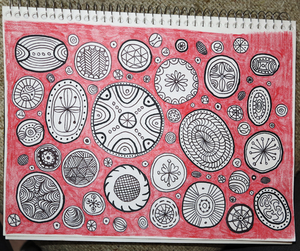 Zen Doodleszen doodling dec 14 001