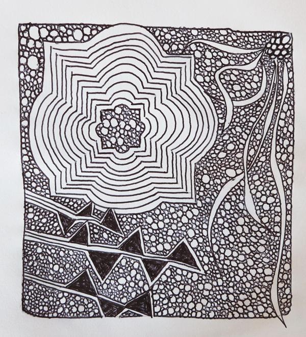 Zen Doodleszen doodling dec 14 002