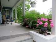 Blooming Porch