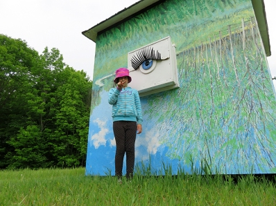 The 'Eye Box' - Camera Obscura