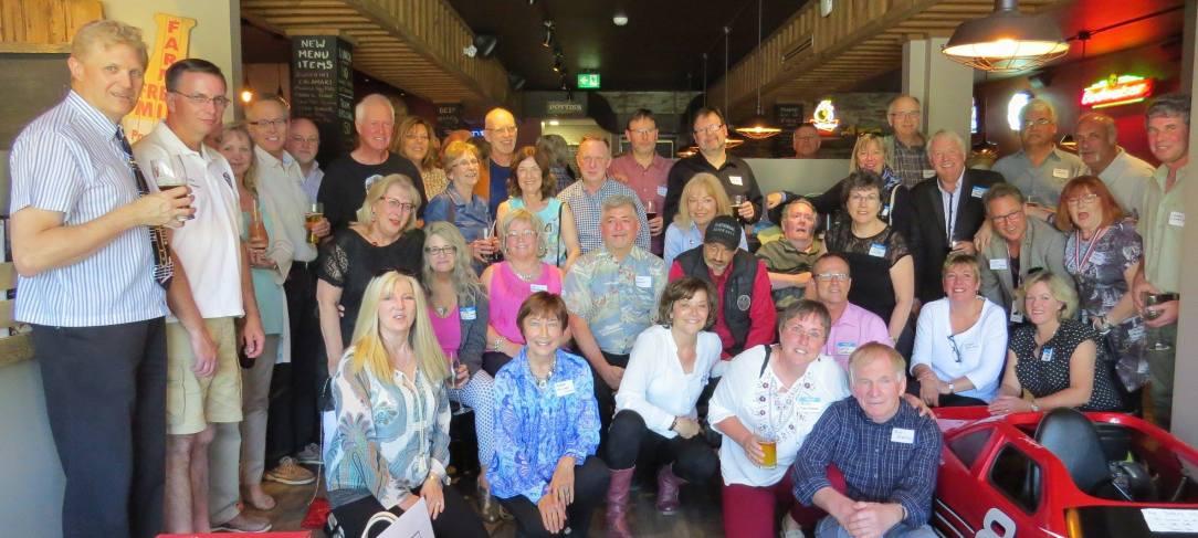 May 20 SCHS Reunion Group Shot